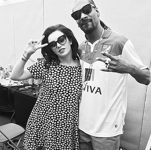 Charli XCX#Radio 1's#Big Weekend
