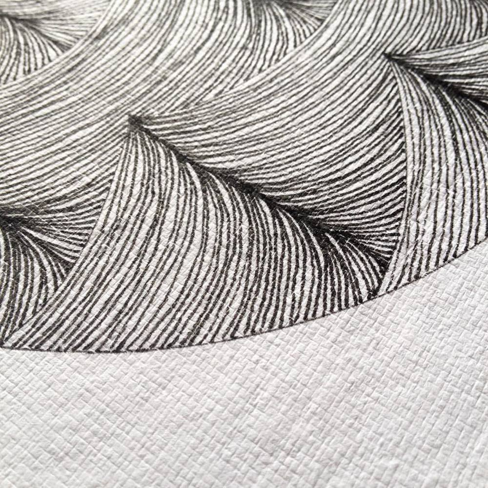 Ink Line Drawing | Naomi Ernest | Original Waves Art.jpg