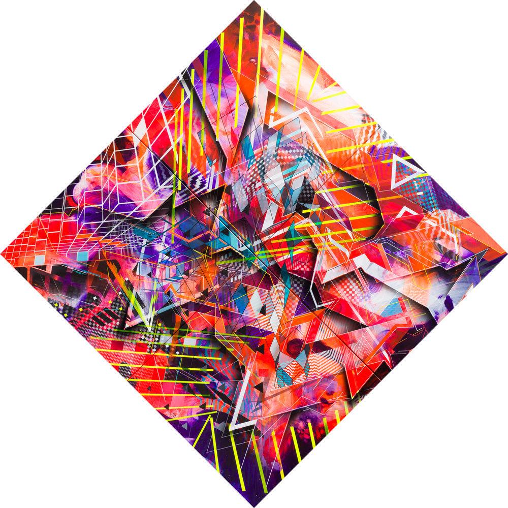 Acidifiers 4 x 75 x 75 cm 2017