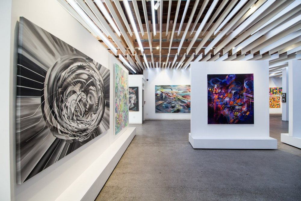 Grand opening at Mirus Gallery in Denver 2018