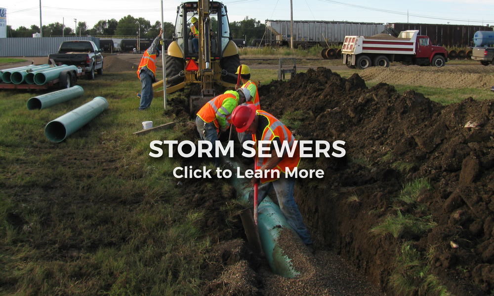 STORM SEWERS