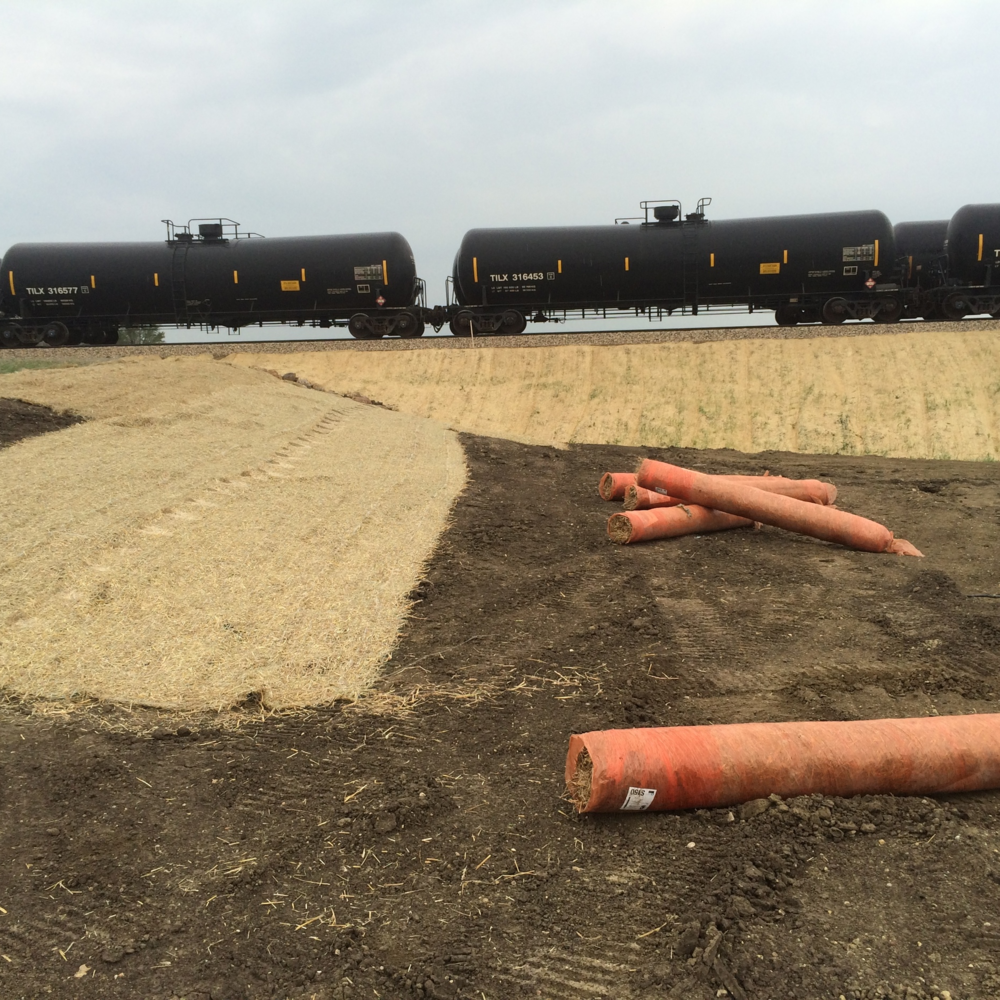 Pinnacle Engineering - Rail Projects - North Dakota Midstream Crude Oil Facility