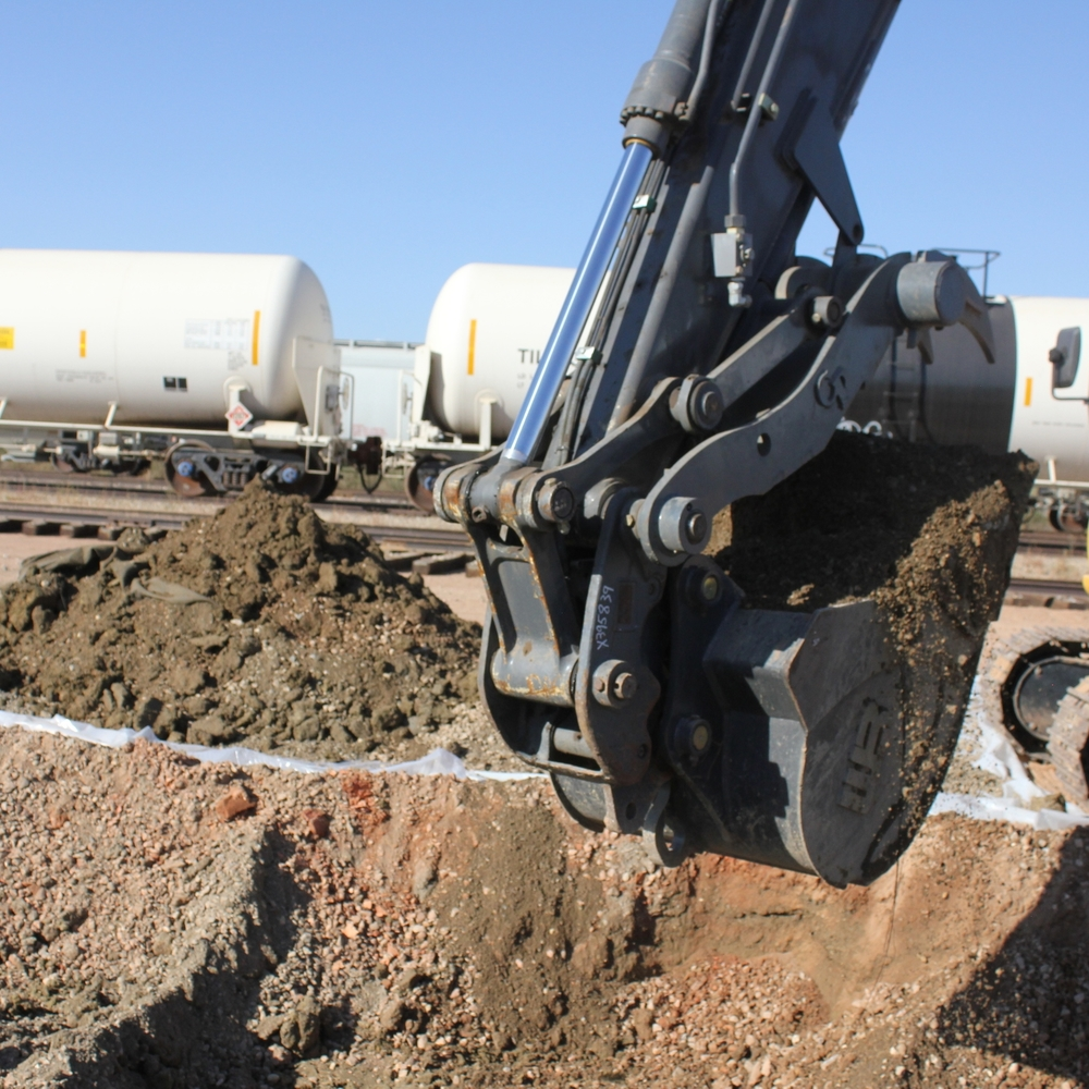 Pinnacle Engineering - Rail Projects - Fast Track Remediation
