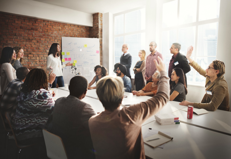 Communicate effectively as a leader -