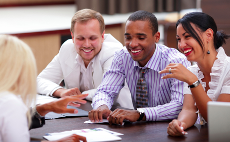 Build and maintain positive relationships -