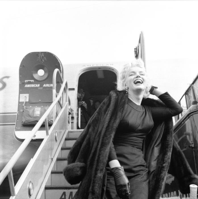 Marilyn Monroe™; Rights of Publicity and Persona Rights: The Estate of Marilyn Monroe LLC. Photo by Milton H. Greene © 2016 Joshua Greene marilynmonroe.com