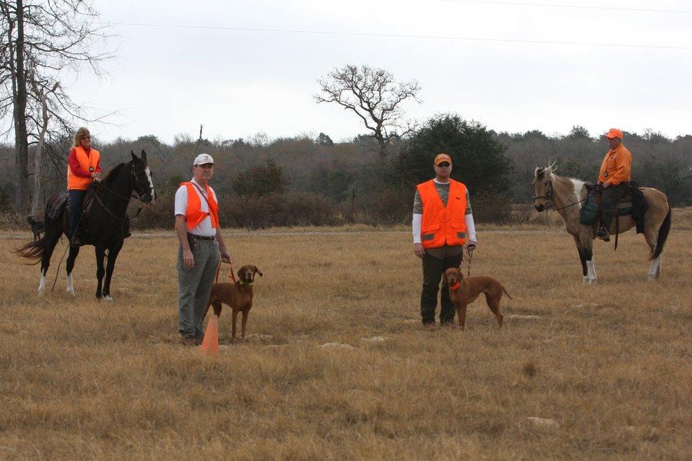 Breakaway at an AKC Hunt Test