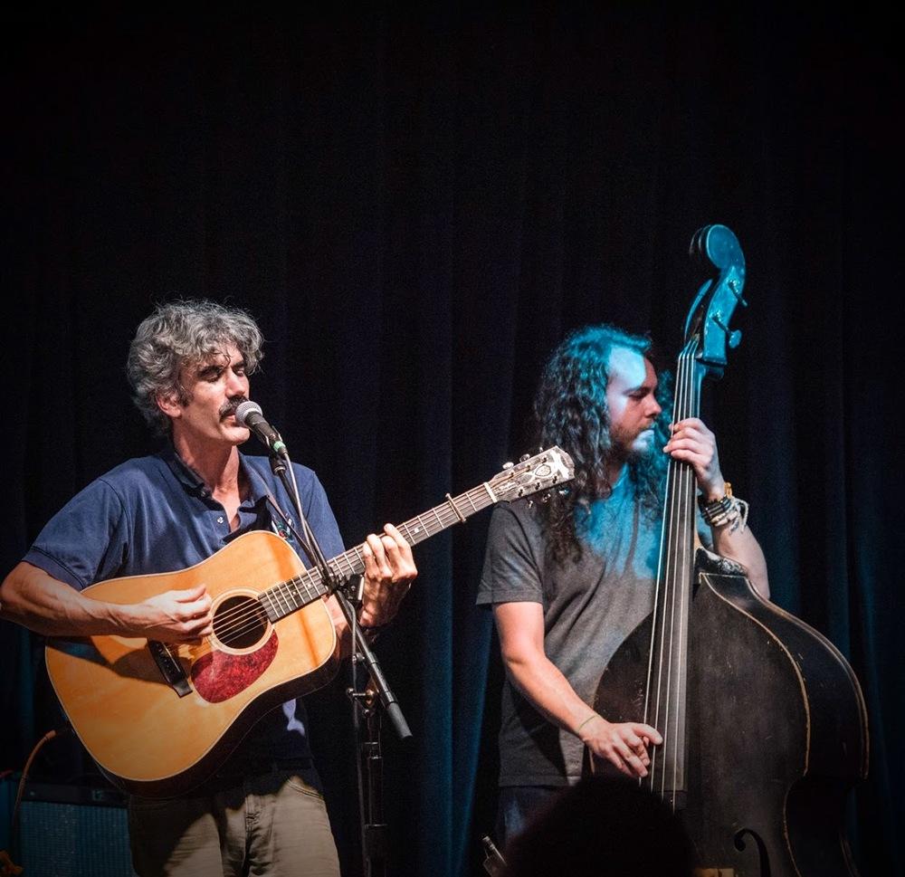 Josh Erwin & Troy Harris (Packway Handle Band)
