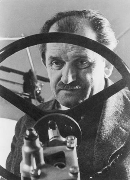 Dr. Ferdinand Porsche