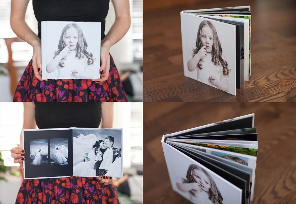 Wedding Layflat by Katya Koliban Photography