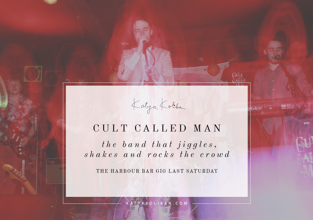 Cult Called Man Gig