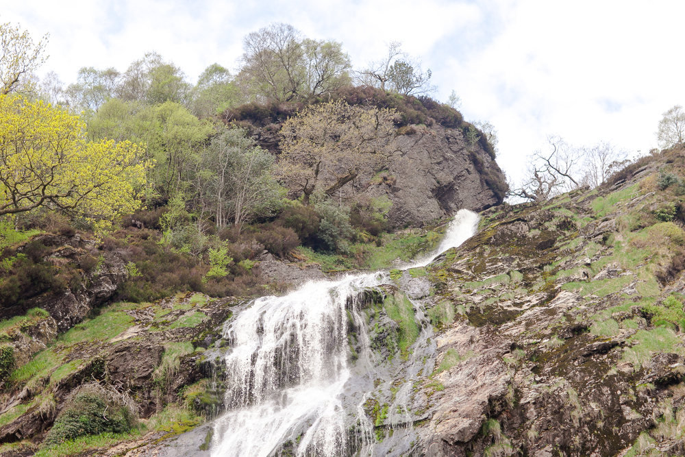 Powerscourt Waterfall Photos