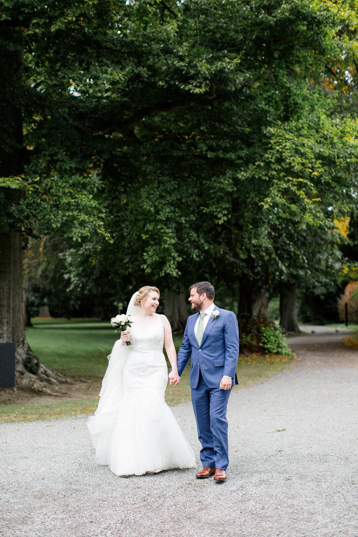Farmleigh House wedding photos