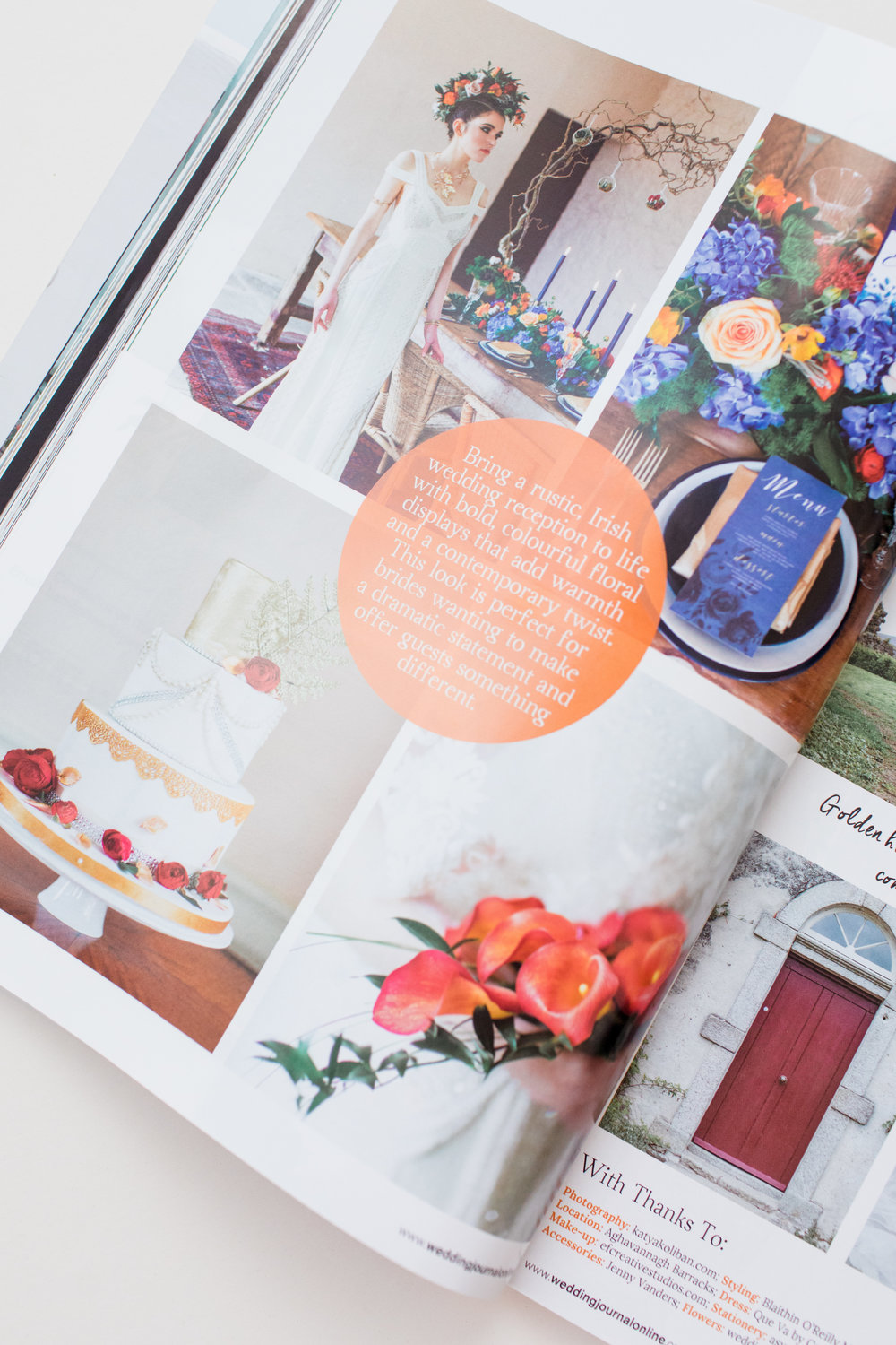 Wedding Journal Magazine - Katya Koliban Photography