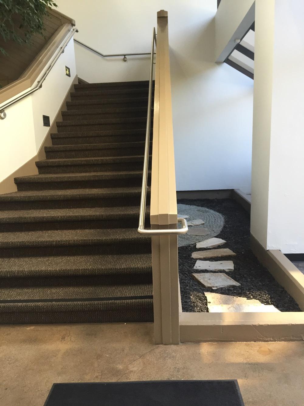 Before- Stairs:plant.jpg