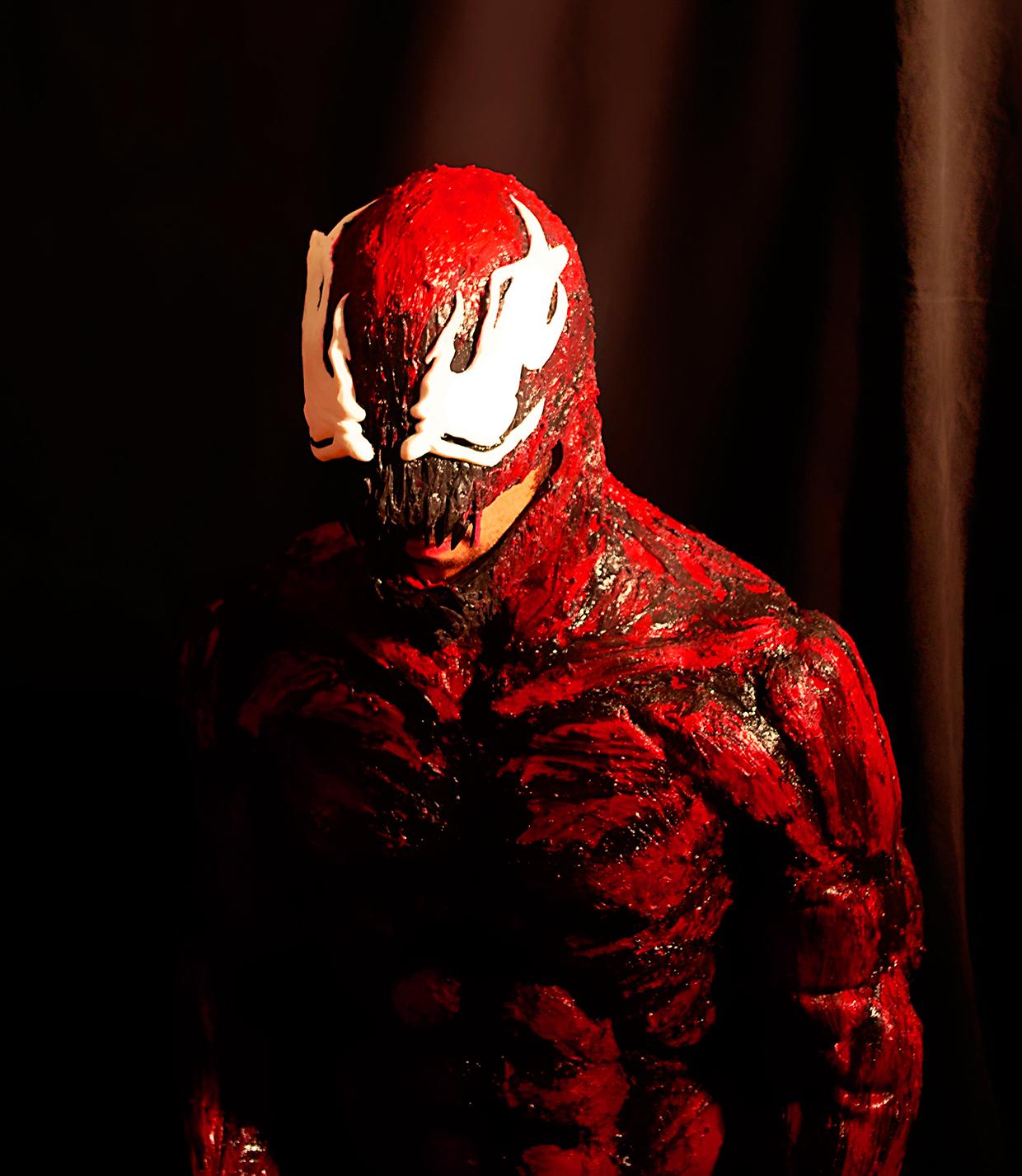 Carnage Symbiotic Costume — giannimotisi.com