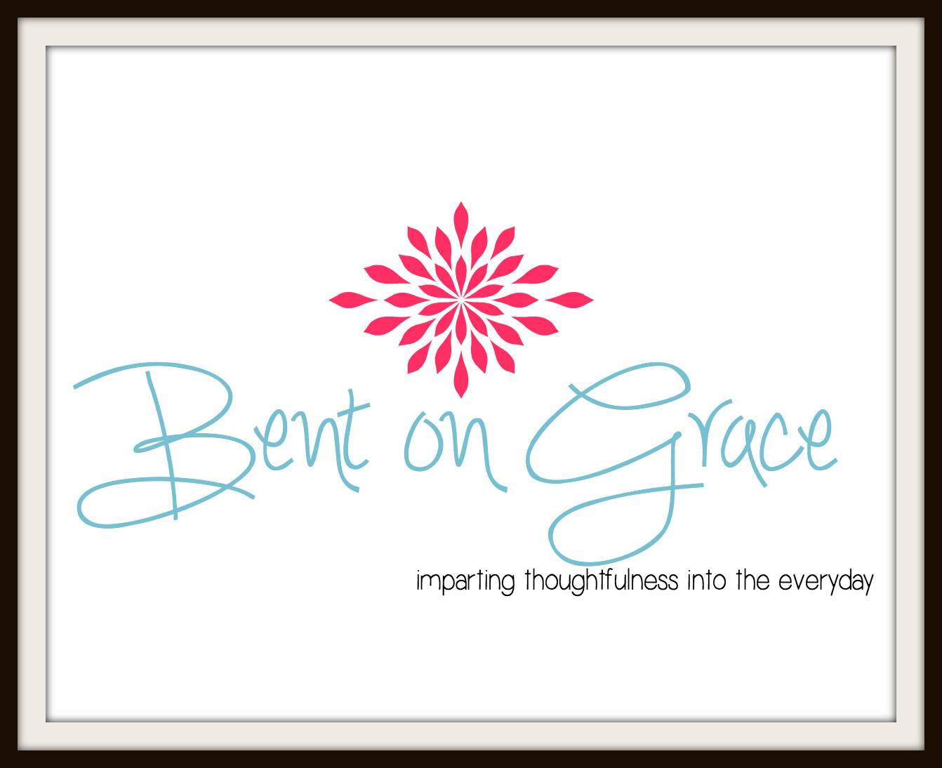 Bent On Grace