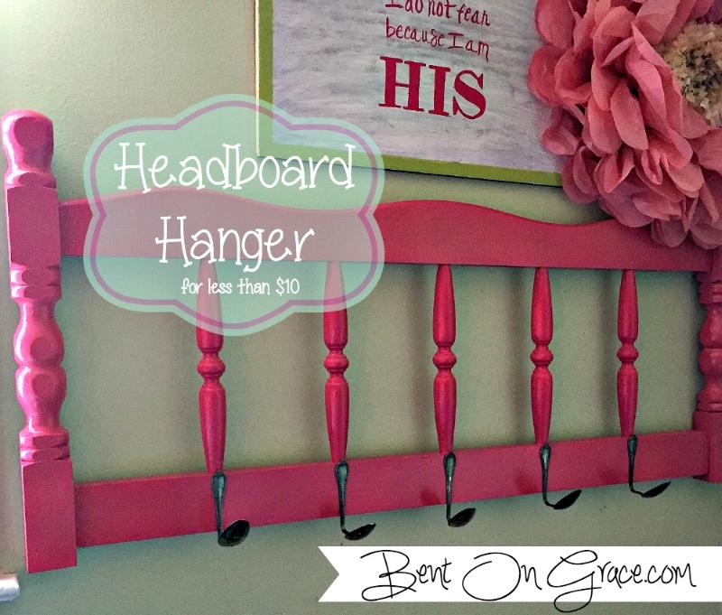 Headboard Hanger