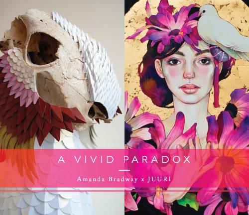 a vivid paradox