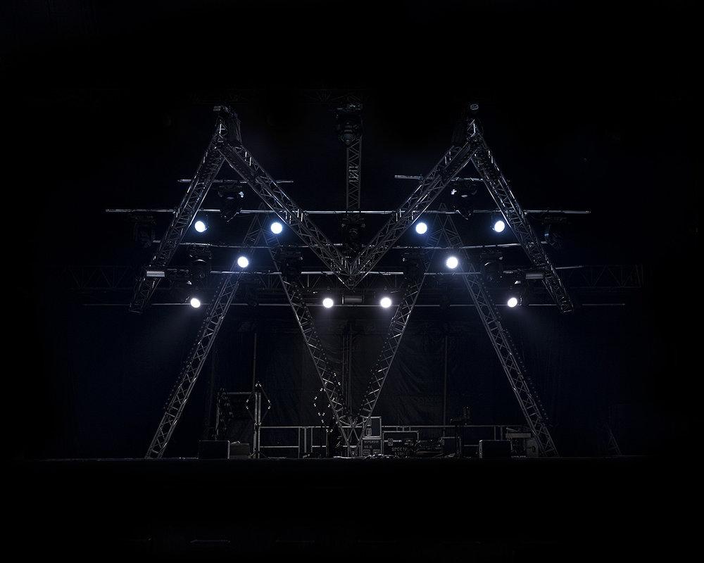 La Scène, 80x100 cm, 2014