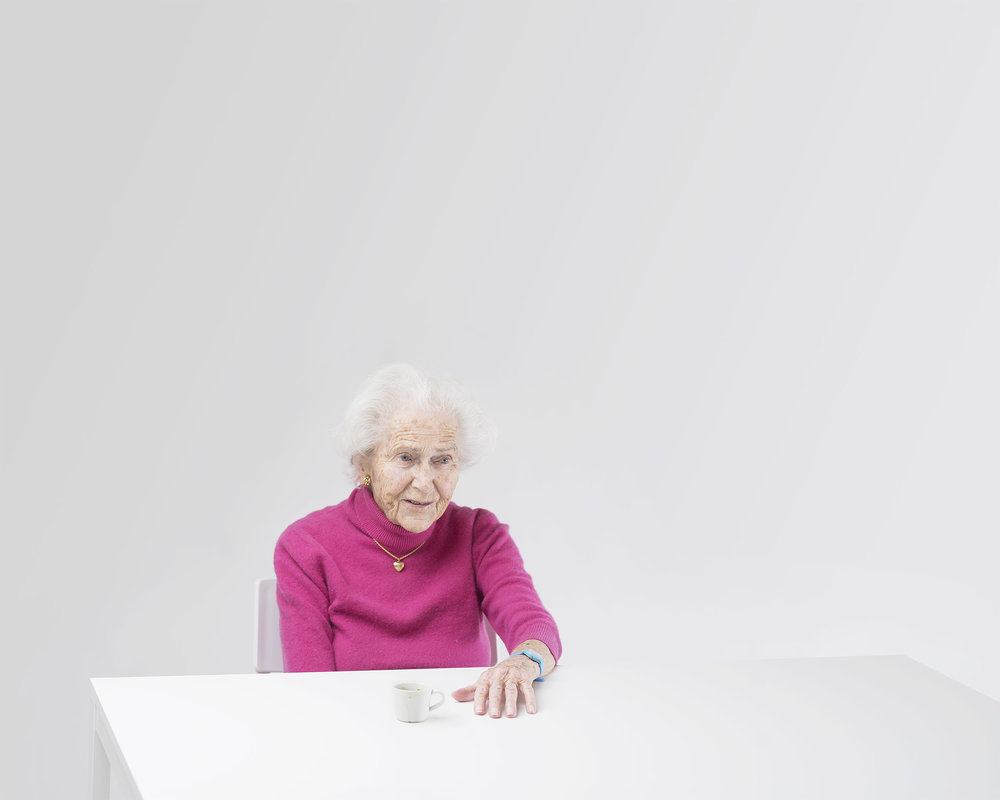 "Born in 1918, centenarian Jeanne-Marie Dudan enjoys drinking strong espresso, the only nootropic substance, along with tea, she has ever consumed.  ""There are those who recommend, sometimes with ridiculous exaggeration, this liqueur's beneficial properties, while others consider any amount harmful. To the latter we can quote Fontenelle's reply to a doctor who told him that coffee is a slow-acting poison. 'It is slow,"" he said. 'I've been drinking it every day for the past 80 years.' That, I believe, is called irrefutable proof.""  Dr. Hyppolite-Alexandre Trifet, Histoire et physiologie du café. De son action sur l'homme, à l'état de santé et à l'état de maladie, Paris, Moquet Libraire-Editeur, 1846."