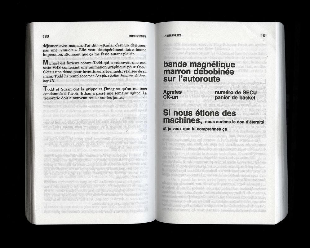 Douglas Coupland, Microserfs, New York: HarperCollins, 1995.