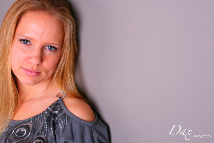Tami Portrait Shoot-Dax Photography