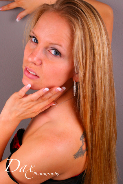 Tami Boudoir Portrait Missoula Montana Dax Photography