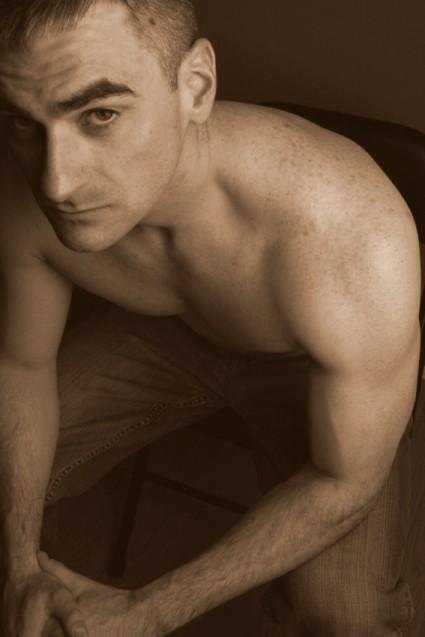 Dave Beall portrait