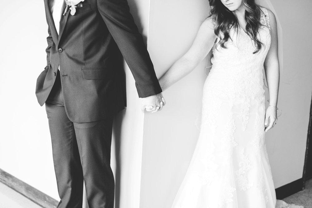 prayer around a corner wedding before ceremony-2.jpg