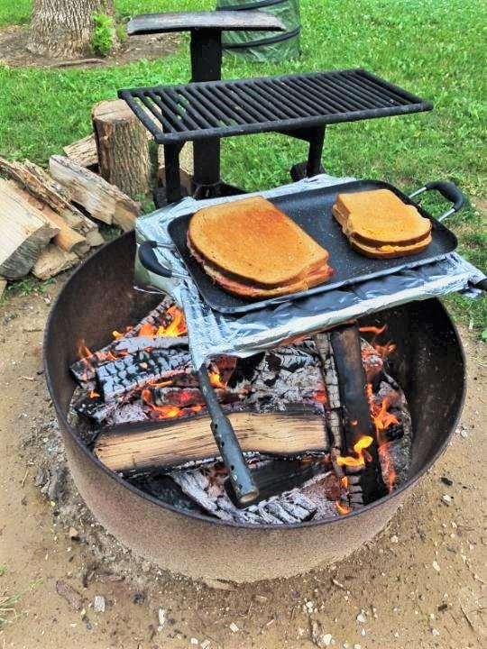 Campfire Cookin'