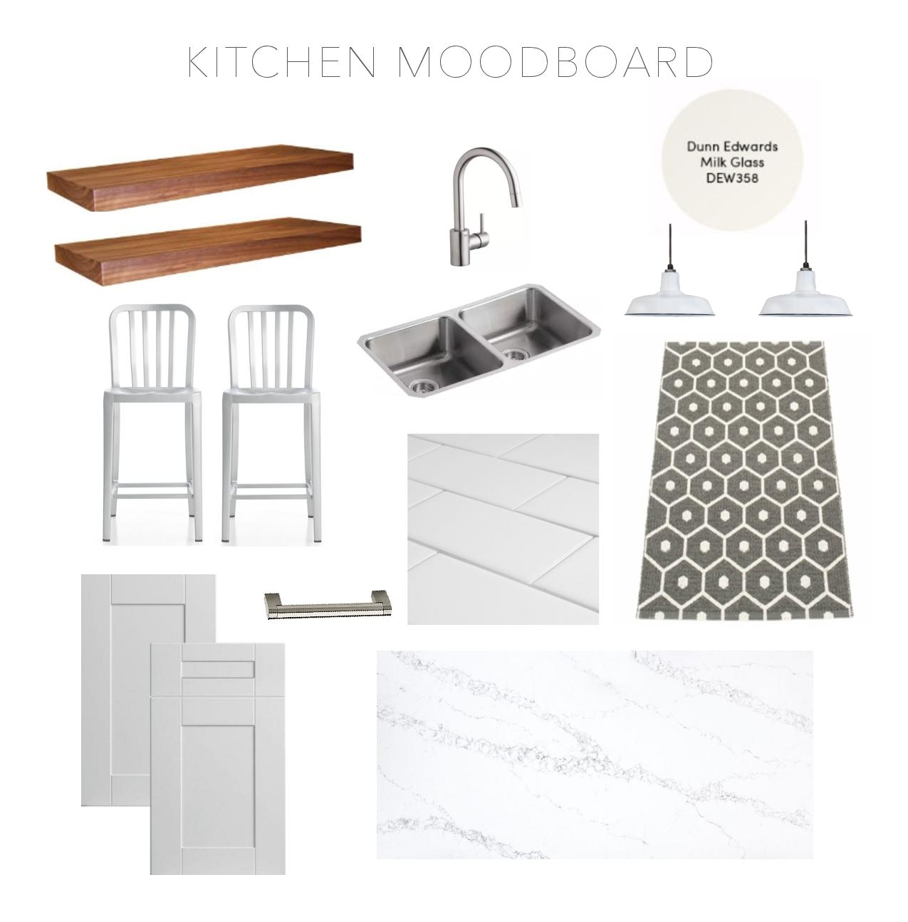 Kitchen style less mess more life