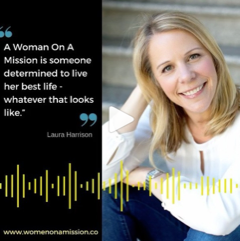 Podcast guest - focus on life as a business owner/working mom