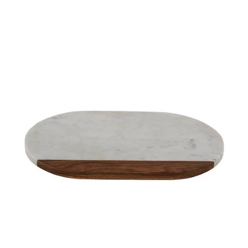 Wood + Marble
