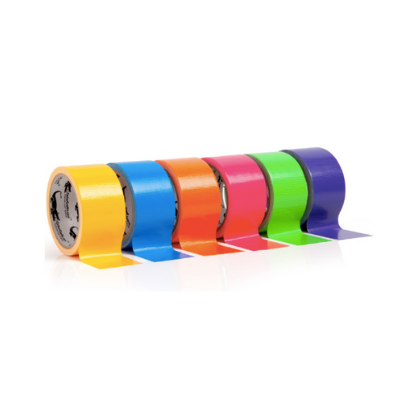Colored Duct Tape