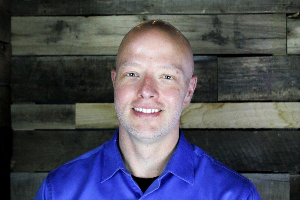 Pastor Adam Davidson