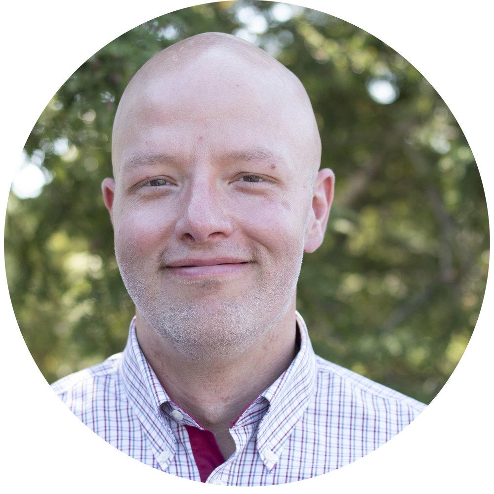ADAM DAVIDSON - Lead Pastor