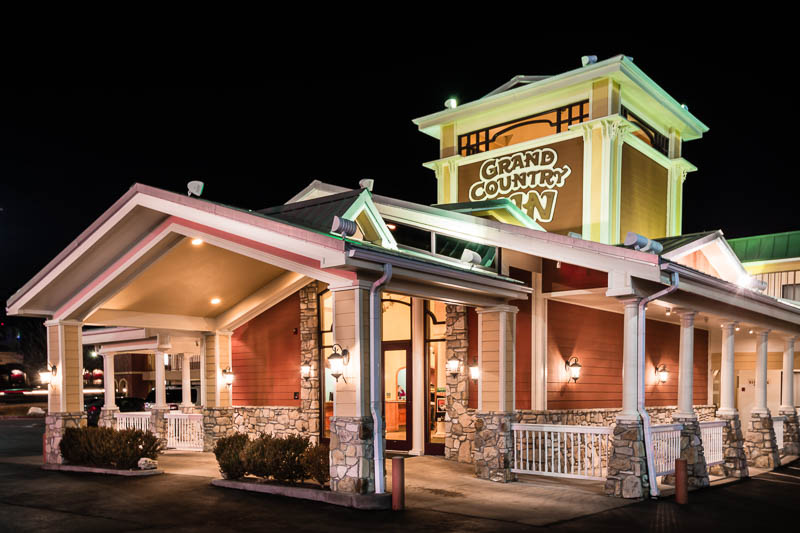 Grand Country Inn, Branson Missouri