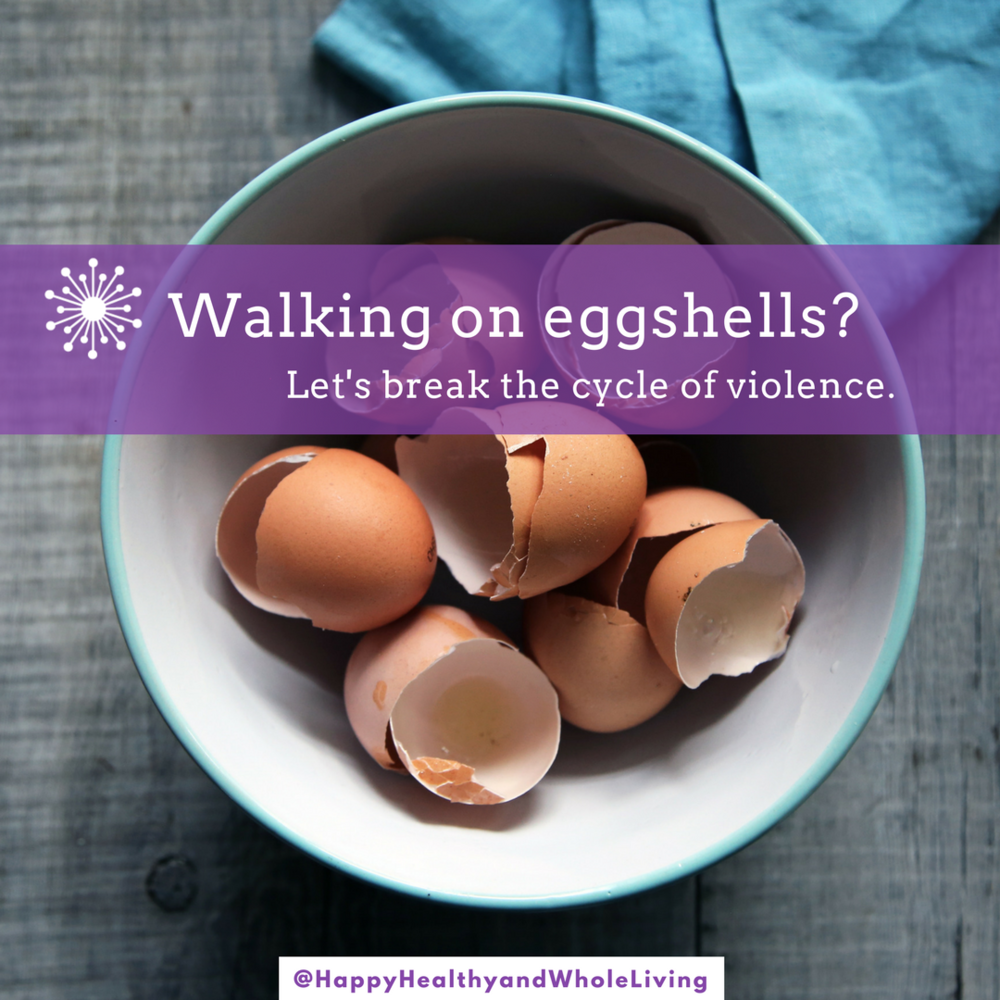 Walking on eggshells in your relationship? Healthy relationships mean everyone is free to be who they are, while being respectful, kind and caring. Love is not fearful.  @loveisrespect   http://bit.ly/2yEPrbi   #DomesticViolenceAwareness   #WalkingOnEggshells   #InspireHope   #vawa    #BreakTheCycle   #StopDomesticViolence   #HappyHealthyAndWholeLiving