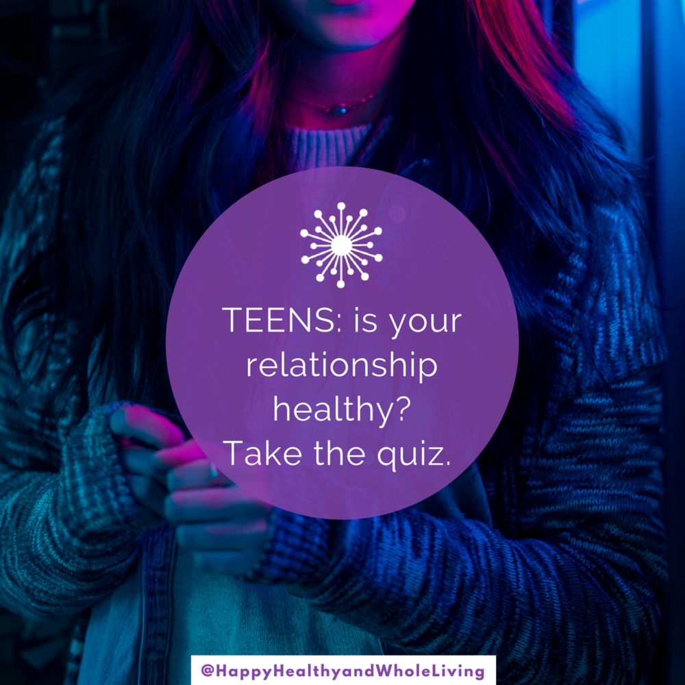 Teen dating quiz. Because when it's good, it's really good. And when it's bad, it's scary. Red flags? Take the quiz at http://bit.ly/2xJTTb7.  #TeenDating  #RelationshipQuiz  #DomesticViolenceAwareness  #WalkingOnEggshells  #RedFlags   #BreakTheSilence  #StopDomesticViolence  #HappyHealthyAndWholeLiving