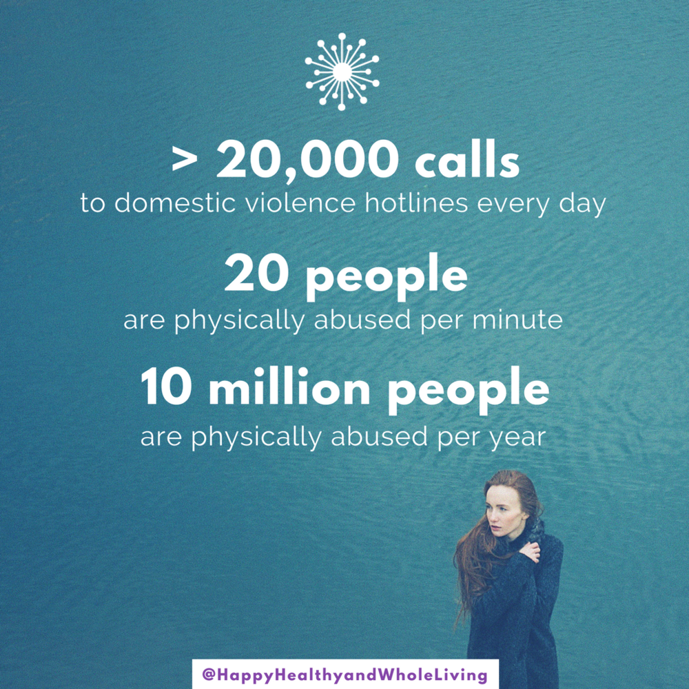 The statistics are frightening. If you are in a red flag relationship, know that you are not alone. It is not your fault.  #domesticviolence  #besafe  #awareness  #relationships  #love  #nomore  #imagine   #HappyHealthyAndWholeLiving