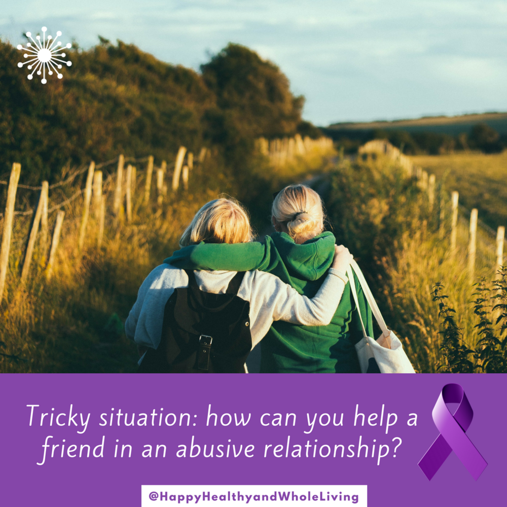 Maybe you suspected a problem. Maybe you were shocked to find out. Either way, it's complicated. Here's info so you can help a friend or relative. <3 acknowledge their difficult situation <3 listen and support without judgment <3 don't tell them what to do or try to rescue them - instead empower them to take <3 encourage them to get help so they can create a safety plan and connect to helpful resources <3 understand that the decision to get help or to leave is theirs, not yours, and accept this <3 let them know that it is not their fault - it's about the perpetrator's need for power and control <3 be there, whether they decide to stay or go.  With unconditional love and support, you can provide the caring that may help them feel safe enough to take the next steps to safety. Call for help 24/7  @thehotline.org . Follow me for  #31days  of hope and resources about domestic violence.  http://bit.ly/2yWNqZr    #dv  #support   #selfesteem   #relationships   #happyhealthyandwholeliving