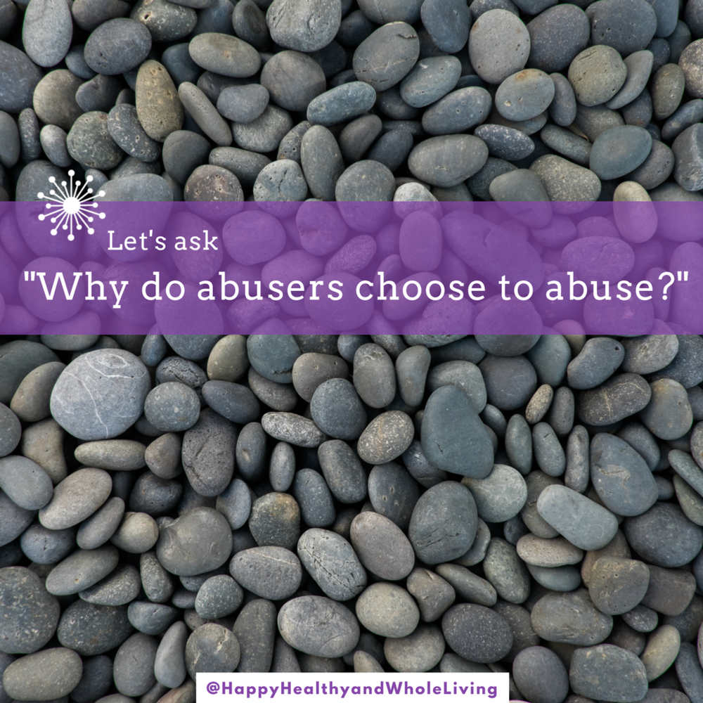 "Stop asking ""why don't victims leave?"" Let's start asking ""why do abusers abuse?"" Let's put the responsibility where it belongs. Learn more about why it's so hard to leave an abusive relationship. http://bit.ly/2ykTQTJ   #WhyDoesntSheLeave   #dvam   #BeSafe   #LoveShouldntHurt   #HealthyRelationships   #HowtToHelp   #HappyHealthyAndWholeLiving"