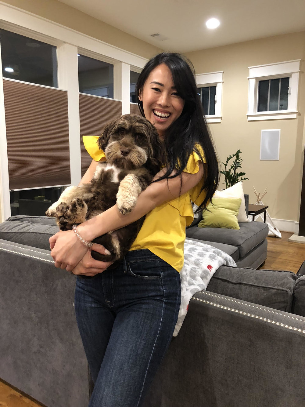 Kelly Yang - Instructor
