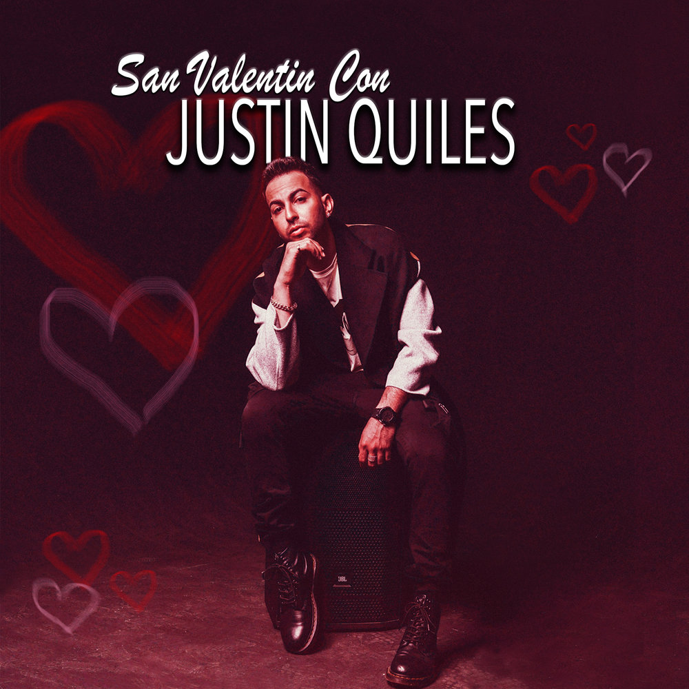 Contest#SanValentinConJustin - Enter the contest for a chance to assist to a private session with Justin Quiles on February 14th
