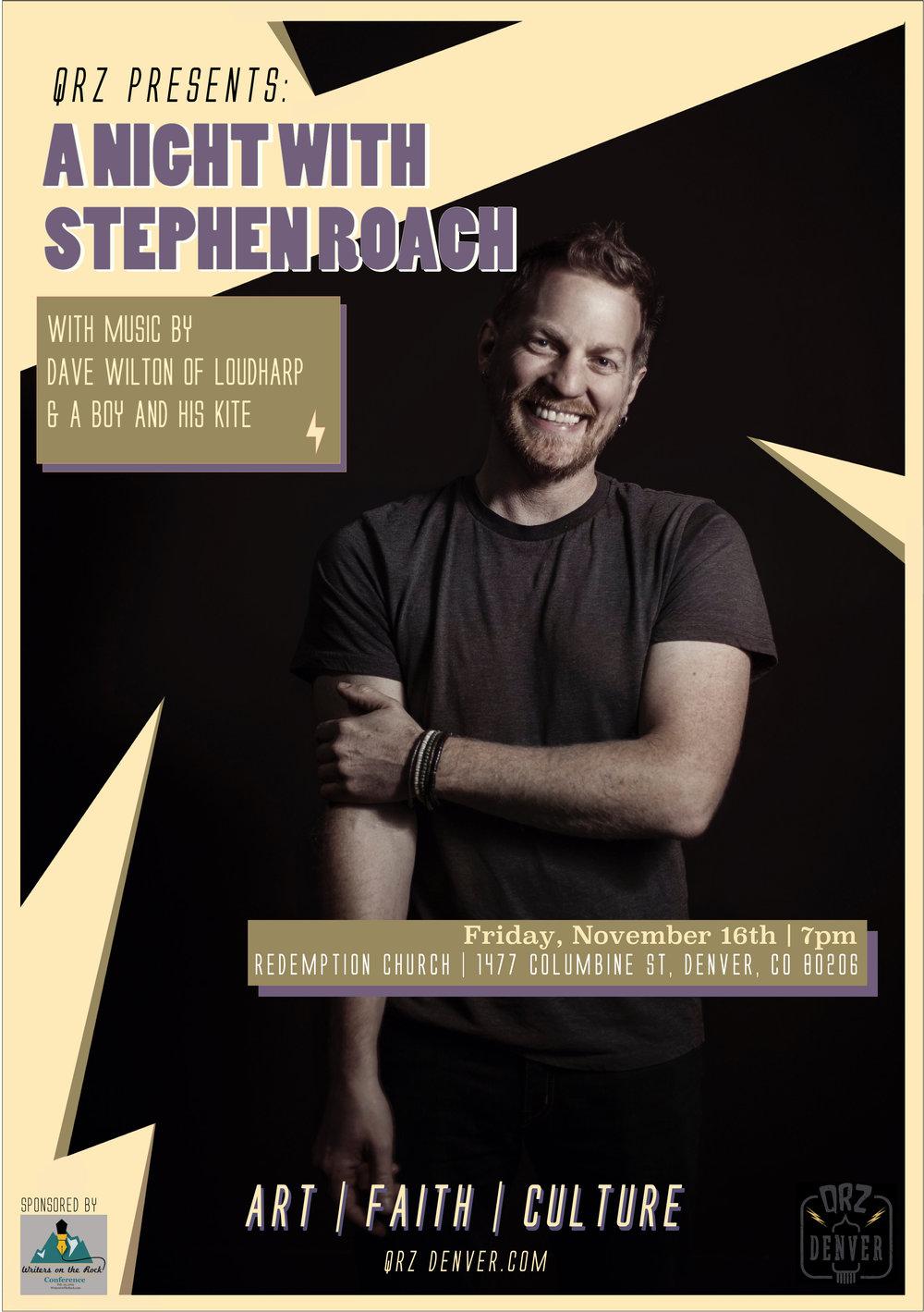 Stephen Roach Promo 100.jpg