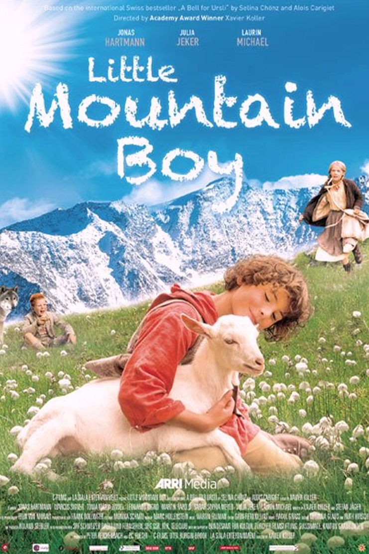 LITTLE MOUNTAIN BOY