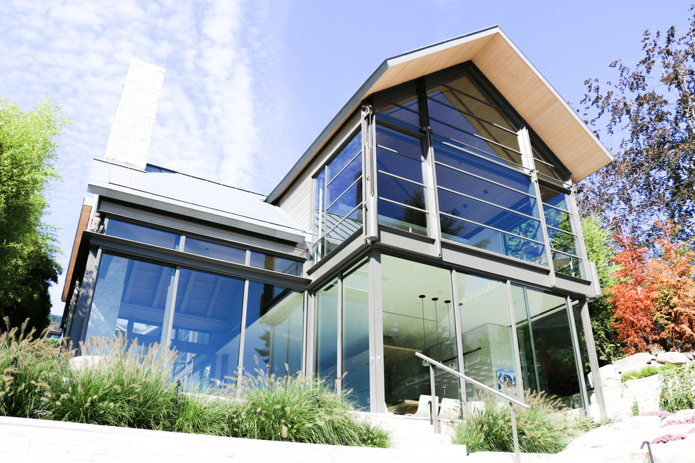 WEST VANCOUVER  A 3500 square foot luxury west coast modern home in West Vancouver. Designed by Olson Kundig.  .  .