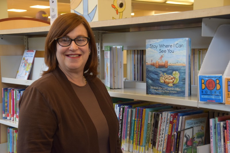 Cherry Hill Sun, January 19, 2017      Cherry Hill Author Captivates Local Children with First Book