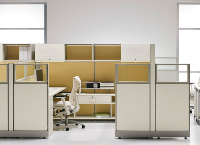 Remanufactured Herman Miller Action Office 2